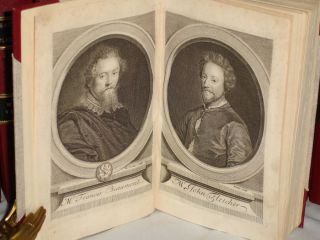 The works of Mr. Francis Beaumont and Mr. John Fletcher in Ten Volumes. Collated with All the Former Editions, and Corrected. With Notes Critical and Explanatory.