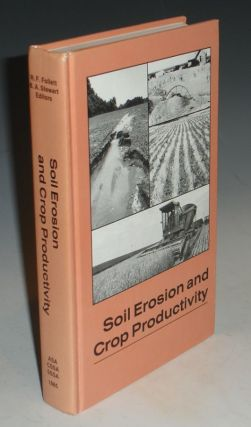 Soil Erosion and Crop Productivity. R. F. Follett, B A. Stewart