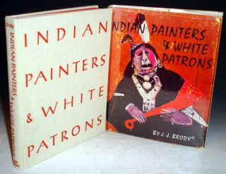 Indian Paintings & White Patrons. J. J. Brody.