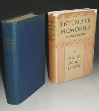 Intimate Memoirs; Background. Mabel Dodge Luhan
