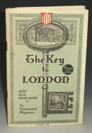 The Key to London and All England; an Illustrated Magazine (August 1926