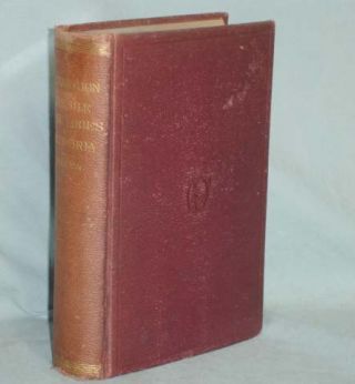 EXPLORATION OF THE NILE TRIBUTARIES OF ABYSSINA. Sir S. W. And Rev. W. L. Gage Baker