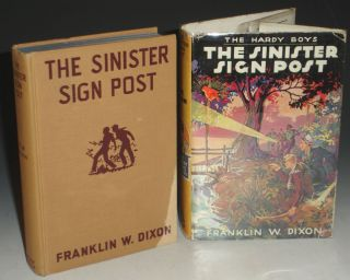 The Sinister Sign Post [The Hardy Boys]. Dixon Franklin W