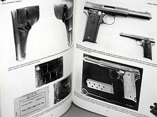 Astra Automatic Pistols (signed By the author)