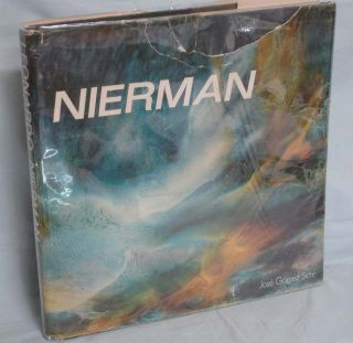 Leonardo Nierman (inscribed By the artist). Jose Gomez Sicre, Eng. Trans. Ralph E. Simmick
