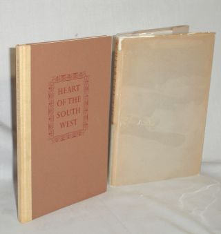 Heart of the Southwest; a Selective Bibliography of Novels, Stories and Tales laid in Arizona and...