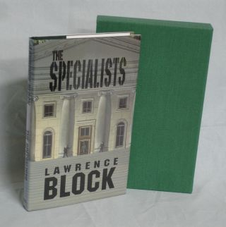 The Specialists. Lawrence Block.