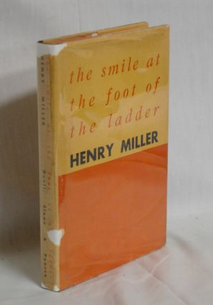 The Smile at the Foot of the Ladder. Henry Miller, Edwin Corle