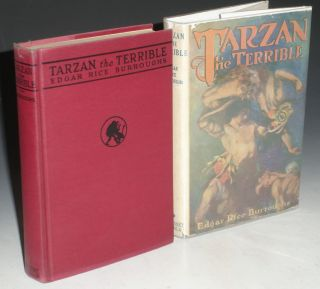 Tarzan the Terrible. Edgar Rice Burroughs.