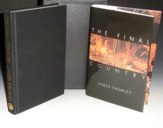 The Final Country. James Crumley.