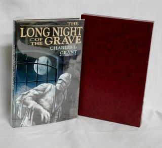 The Long Night of the Grave. Charles L. Grant.