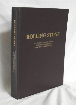Rolling Stone (January 3, 1974-May 9, 1974) William Burroughs and David Bowie Interview; Hunter...