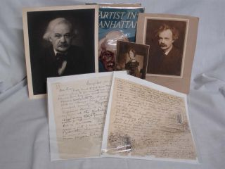 A Collection of Jerome Myers Photographs and Letters