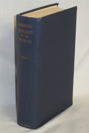 Jurassic Geology of the World. W. J. Arkell