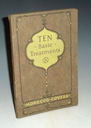 Ten Basic Treatments: Morocco Covers