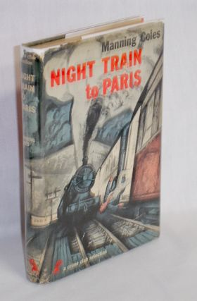 Night Train to Paris. Manning Coles, pseud.