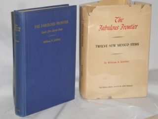 The Fabulous Frontier, Twelve New Mexico Items