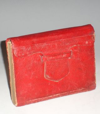 Punch's Pocket-Book for 1871 Containing Ruled Pages for Cash Accounts and Memoranda for Every Day...