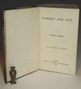 Dealings with the Firm of Dombey and Son, Wholesale, Retail And for Exportation