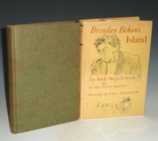 Bredan Behan's Island an Irish Sketch-Book. Brendan Behan