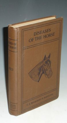 Special Report on Diseases of the Horse. Michener Pearson, Etal, Harbaught, Law, doctors
