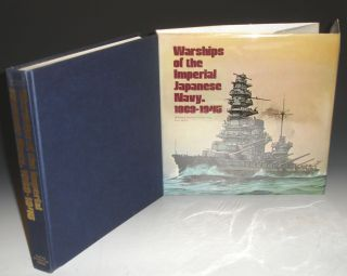 Warships of the Imperial Japanese Navy, 1869-1945. Hansgeorg Jentschura, Dieter Jung, Peter Mickel.