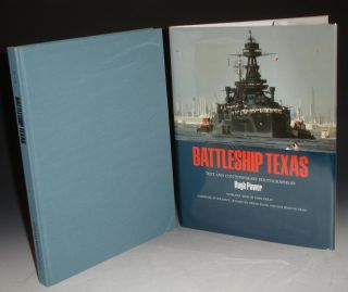 Battleship Texas. Hugh Power