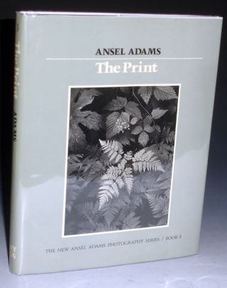 The Print (inscribed By Adams). Ansel Adams