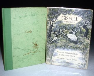 Giselle or the Wilis; Adapted from Theophile Gautier. Violette Verdy