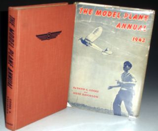 The Model Plane Annual 1943. David C. And Jesse Davidson Cooke