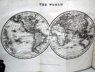 A System of Geography, Popular and scientific, or a Physical and Statistical Account of the World and Its Various Divisions. Illustrated By Maps.