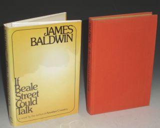If Beale Street Could Talk. James Baldwin.