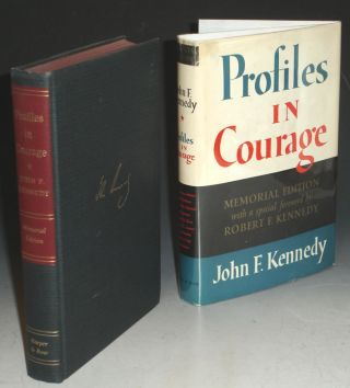 Profiles in Courage (Memorial Edition). John F. Kennedy.