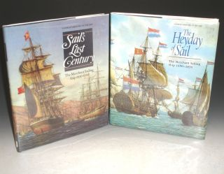 The Heyday of Sail, the Merchant Sailing Ship 1650-1830 [with] Sail's Last Century; the Merchant...