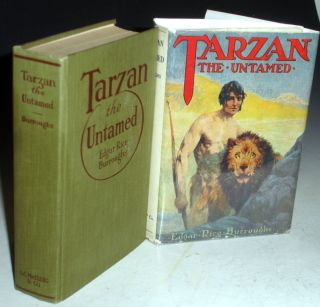 Tarzan the Untamed. Edgar Rice Burroughs.