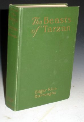 The Beast of Tarzan. Edgar Rice Burroughs.