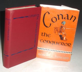 Conan the Conqueror , the Hyborean Age. Robert E. Howard.