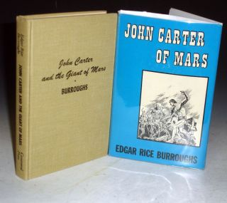 John Carter of Mars (Binding States John Carter and the Giant of Mars). Edgar Rice Burroughs.