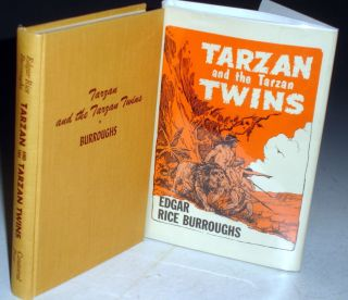 Tarzan and the Tarzan Twins. Edgar Rice Burroughs.