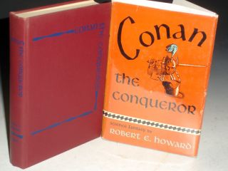 Conan the Conqueror, the Hyborean Age. Robert E. Howard.