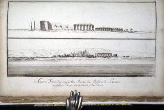 The Antiquities, Natural History, Ruins, and Other Curiosities of Egypt, Nubia and Thebes, Exemplified in Near to Hundred Drawings Taken on the Spot