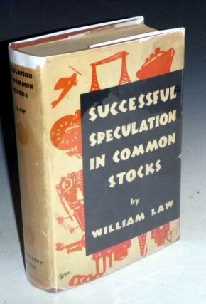 Successful Speculation in Common Stock