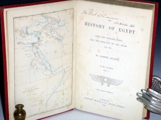 The History of Egypt from the Earliest Times Till the Conquest By the Arabs
