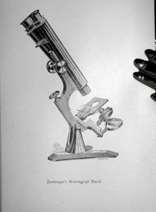 The Microscope in Botany. a Guide for the Microscopical Investigation of Vegetable Substances.