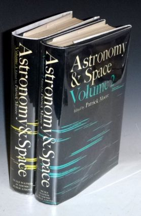 Astronomy and Space. Patrick Moore
