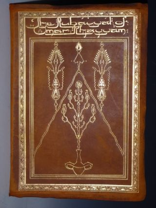 Rubaiyat of Omar Khayyam (Presented By Willy Pogany). Omar Khayyamm, Willy pogany
