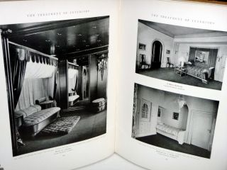 The Treatment of Interiors