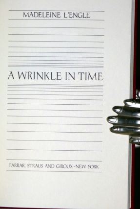 A Wrinkle in Time (Twenty-Fifth Anniversary Edition signed)
