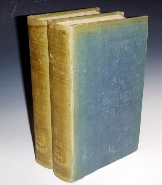 Solutions of the Cambridge Problems, from 1800 to 1820, (2 Volume set). J. M. F. Wright, John...