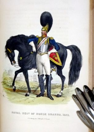 An Historical Record of the Royal Regiment of Horse Guards, or Oxford Blues: Its Services, and the Transactions in Which it Has Been Engaged, from Its First Establishment to the Present Time.